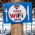 free wifi hostpot inside
