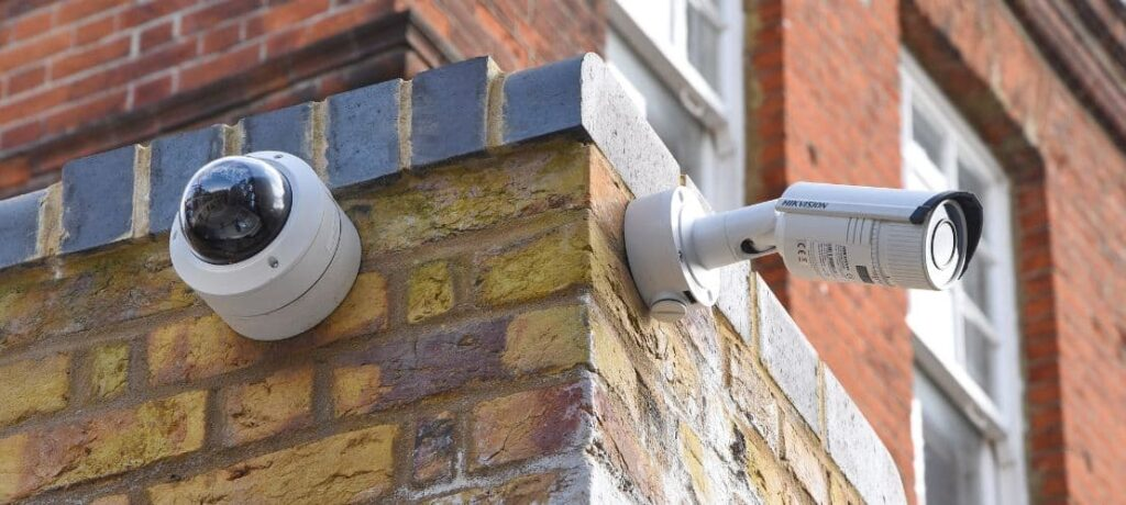 Secure your CCTV camera