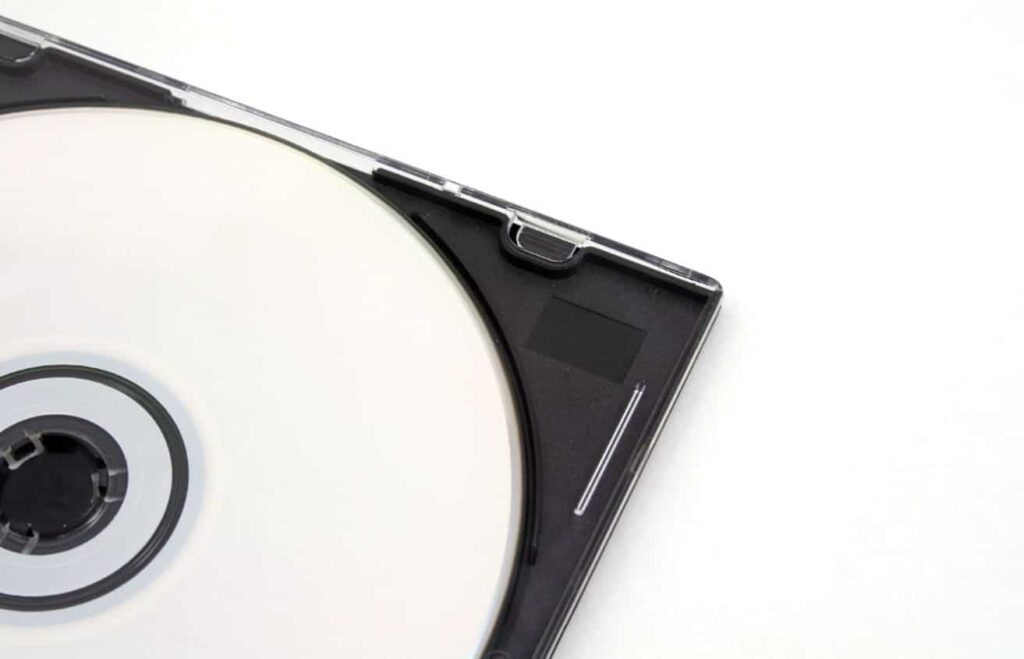 Optical disk drive and old technology